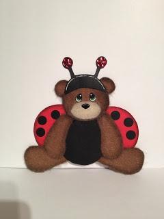 Sweet Tear Bears: Sweet Ladybug
