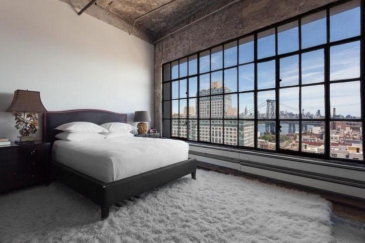 Brooklyn Apartment Rental: Industrial Studio In Williamsburg Was Once A Working Warehouse | HomeAway
