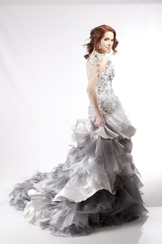 Bridal Couture by F Wilson Fashion Design