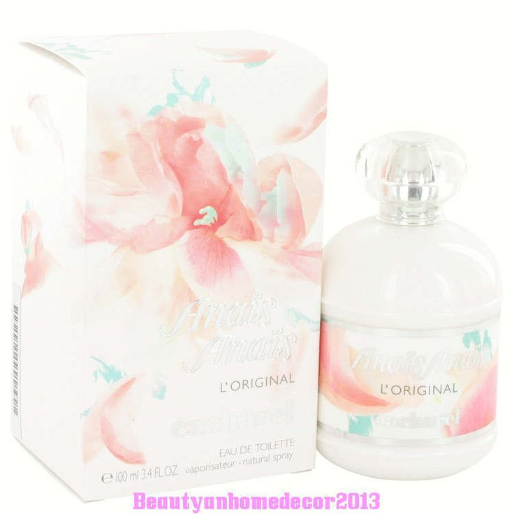 an evaluation of the anaisanais perfume by cachrel Shop for cacharel perfume fragrancenetcom offers a variety of cacharel perfume and cologne all at discount prices free us shipping with orders over $59.