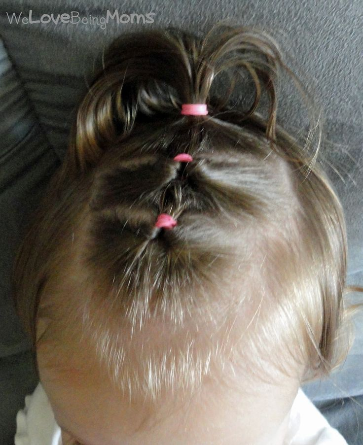 Stupendous 1000 Ideas About Easy Toddler Hairstyles On Pinterest Toddler Short Hairstyles For Black Women Fulllsitofus