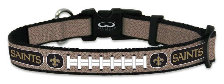 Auburn Tigers Reflective Medium Football Collar