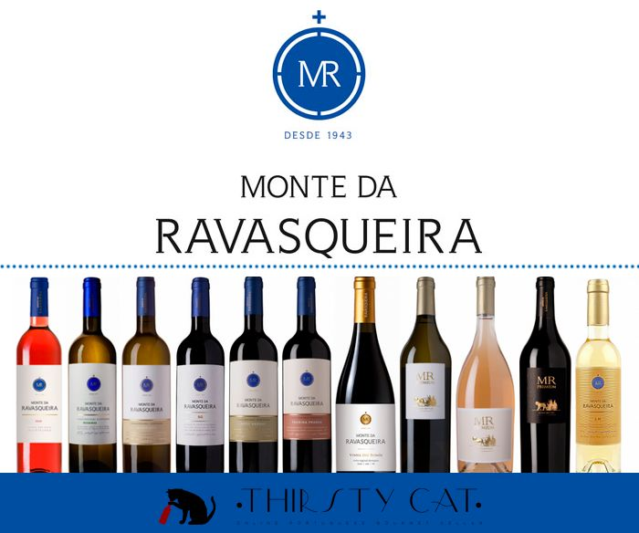 """Monte Ravasqueira: Great wines for great price. It really worth! :) http://www.thirsty-cat.com/category/monte-da-ravasqueira """"Monte da Ravasqueira is committed to the production of distinctive quality wines. The excellent geological conditions and the climate are well suited to the production of some of the best wine that the Alentejo has to offer."""""""