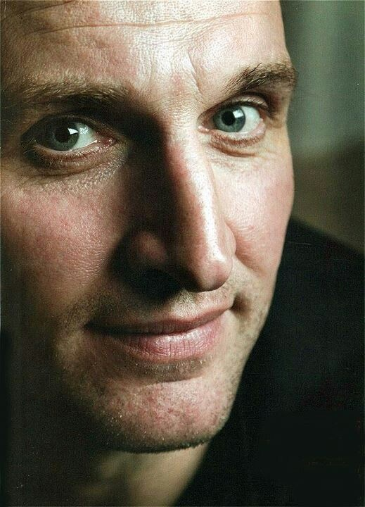 "Chris Eccleston (Doctor #9)...yuuuummy. Or you may know him as ""Destro"" from the live action GI Joe movies"