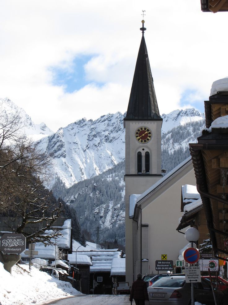 https://flic.kr/p/62fMBp | Church: Gaschurn, Austria