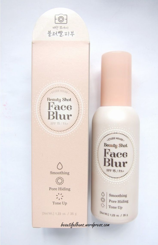 Etude House Beauty Shot Face Blur