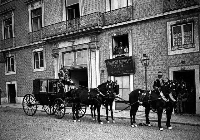 Largo da Graça, Lisboa, 1910