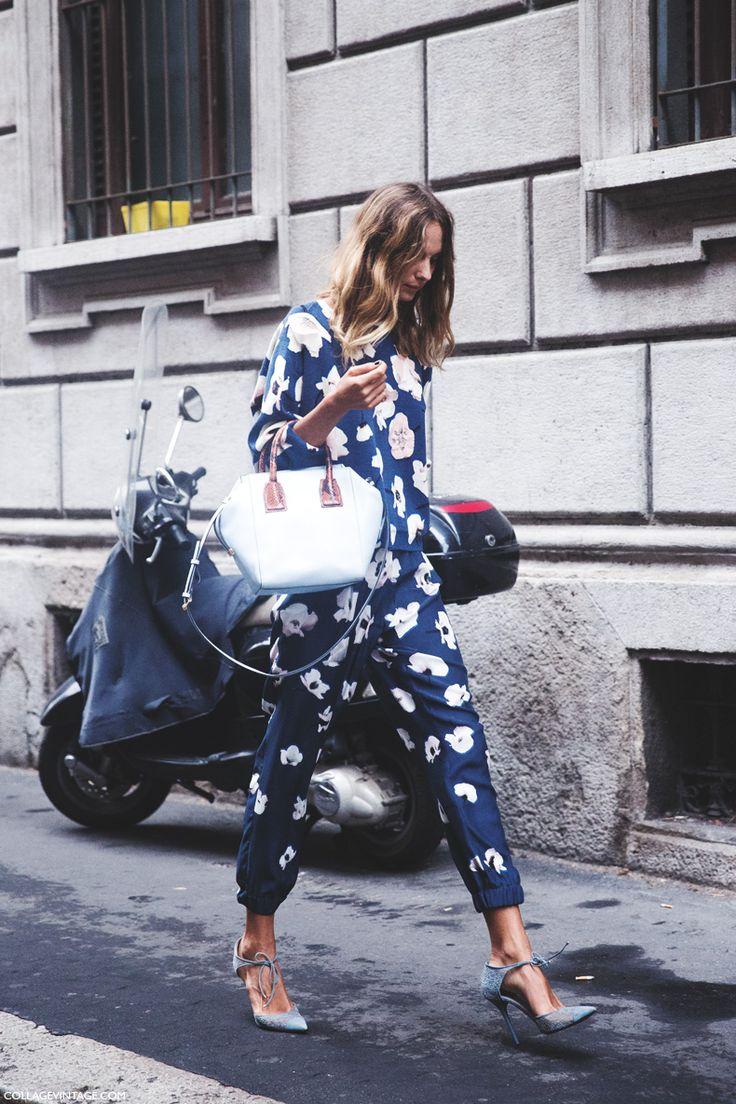 Street Style   Milan Fashion Week Spring summer 2015