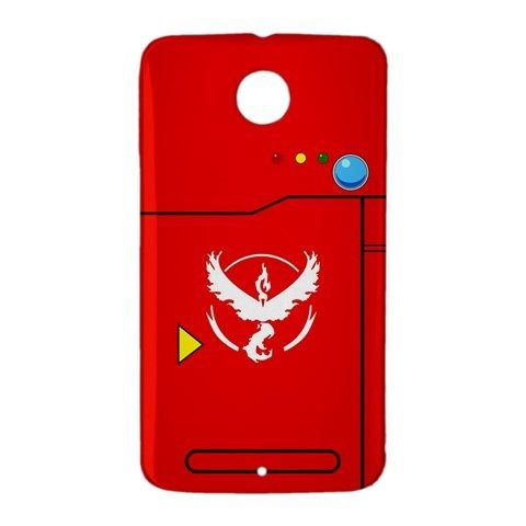 Pokedex Valor Pokemon GO Google Nexus 6 Case Cover