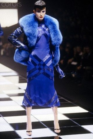 Alexander McQueen for Givenchy Fall 1998