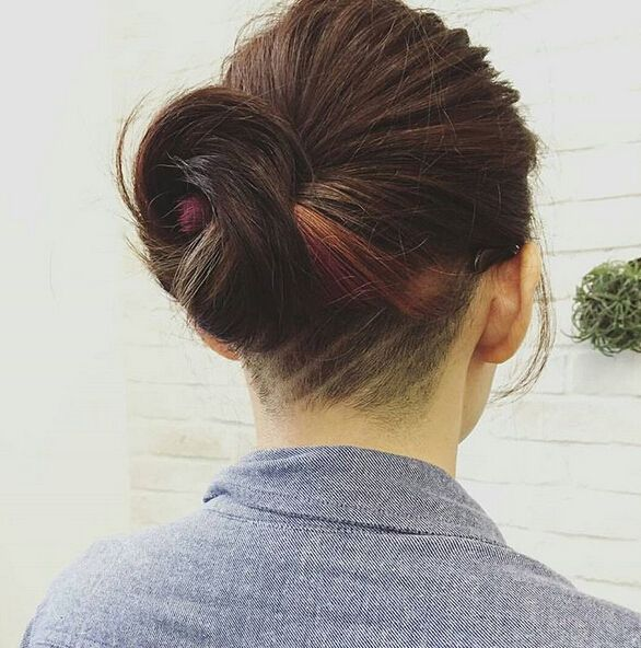 Cool Undercut Designs for Girls | 29 Awesome Undercut Hairstyles for Girls 2016 | Pretty Designs