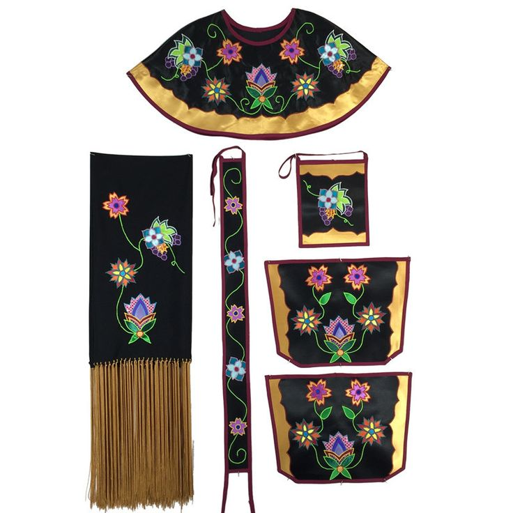 168 best capes images on Pinterest | Beadwork, Native american and ...