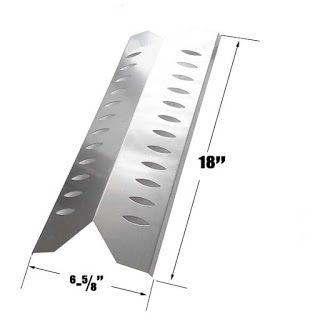 Grillpartszone- Grill Parts Store Canada - Get BBQ Parts, Grill Parts Canada: Fiesta Heat Shield | Replacement Stainless Steel H...