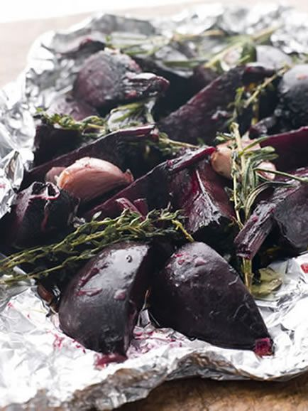 You can see how delicious this roasted beetroot looks in the photo and this grilled beets recipe is straightforward to follow. If you have p...