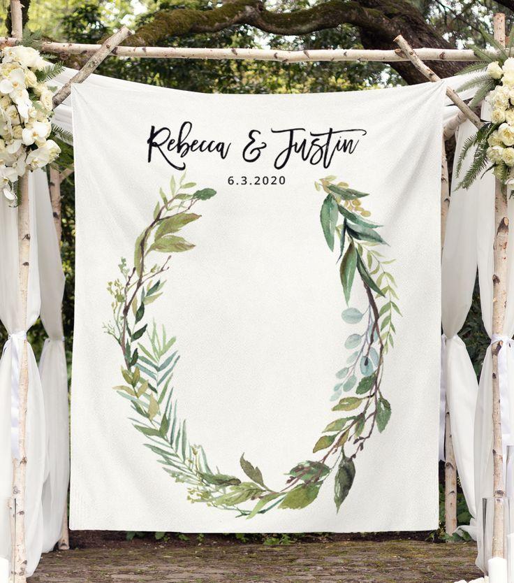 Eleganter Look in Grün und Weiß.    – Anna & Justin