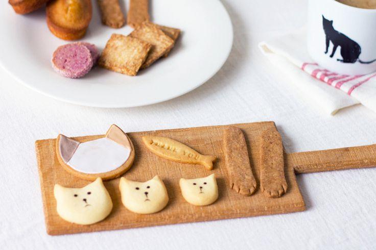 プチギフトにオススメにゃ♡京都の小さな焼き菓子工房Calico(キャリコ)のネコクッキーにきゅん♩ | marry[マリー]