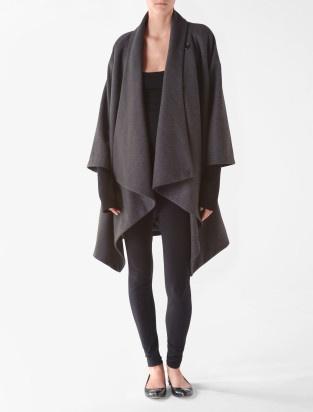Calvin Klein coat.