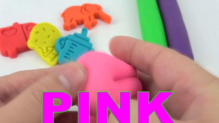 34 Learn Colors Play Doh Kids Balls Paw Patrol Baby Doll Peppa Pig En Español Surprise Fun Toys https://youtu.be/EEqURLUq5n4