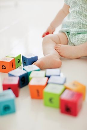 How to encourage infant learning