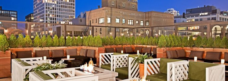 chicago rooftop bars 4th of july