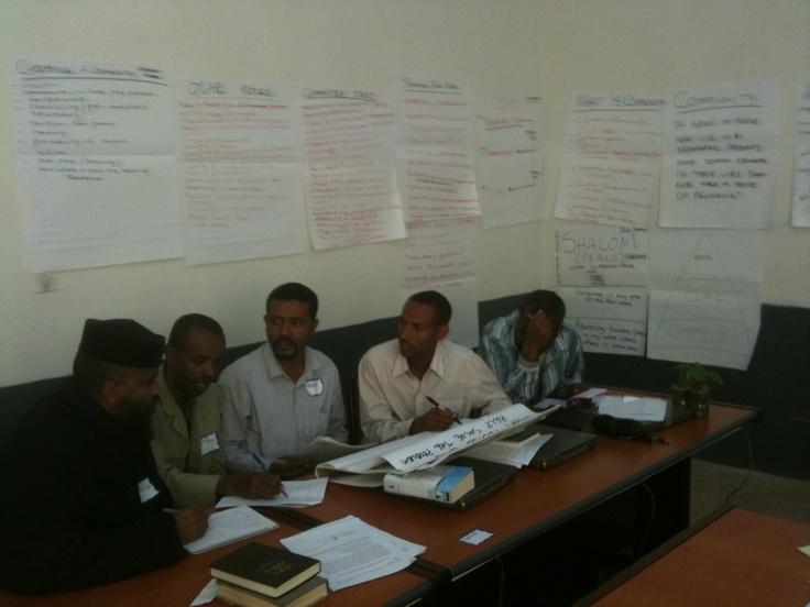 Orthodox Community Health Education Training of Trainers ...