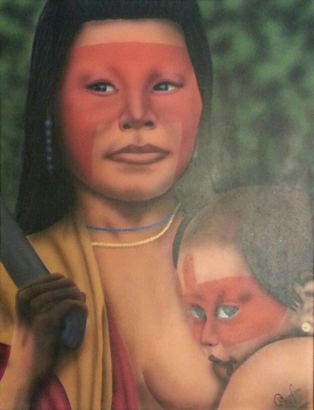 Pintura em spray  artista César grou.