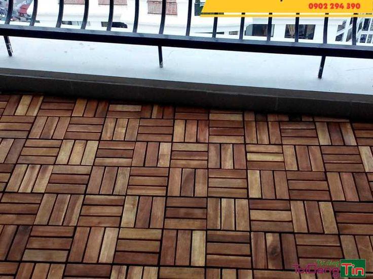 Với sàn gỗ ngoài trời ikea, ban công, nhà tắm, sân vườn…của bạn được tân trang theo một phong cách mới. Chắc hẳn khi bước lên sân thượng, ban công bạn sẽ cảm nhận được sự mới mẻ, thoải mái, sang khoái với sàn gỗ này. Các vỉ gỗ lót sàn là một giải pháp nhanh gọn để tạo một không gian ngoài trời cho những khu vực ăn uống và đi dạo trong căn nhà bạn. Và đặc biệt khi thời tiết thay đổi, độ ẩm hoặc mưa quá nhiều, sàn gỗ ikea này giúp cho sàn nhà bạn luôn được thông thoang, khô ráo. Hay bạn có thể…