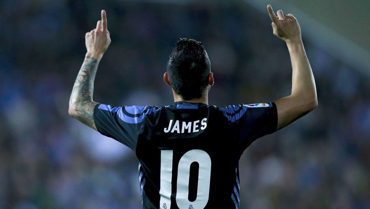 James Rodriguez 'Pushing for Man Utd Move' as Real Madrid Consider Makeweight Deal for De Gea – 90min.com