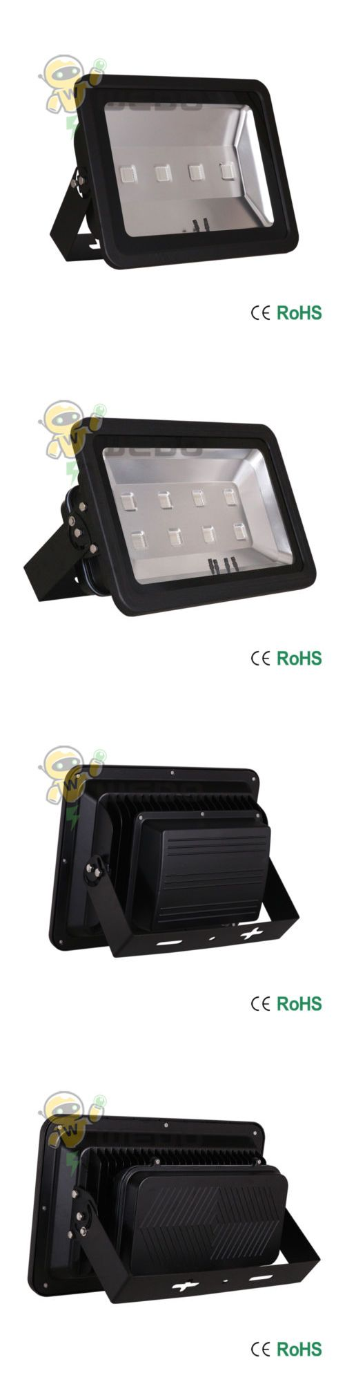Outdoor Security and Floodlights 183393: Us Stock! 400W Rgb Led Flood Light Lamp Black Shell Backpack Outdoor Ip65 -> BUY IT NOW ONLY: $188.98 on eBay!