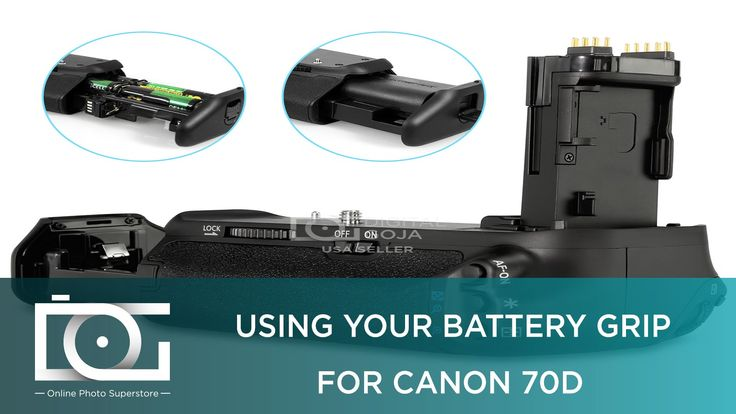 nice BATTERY GRIP TUTORIAL | How to Use a Battery Grip For Canon 70D Check more at http://gadgetsnetworks.com/battery-grip-tutorial-how-to-use-a-battery-grip-for-canon-70d/