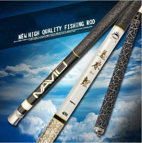 2pcs/lot The fishing rod carbon rod Carp Rod super hard light fishing rod 3.9/4.5/5.4/6.3/7.2m optional #Affiliate