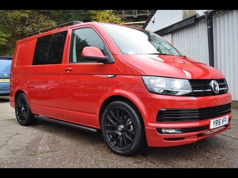 Image result for red vw t6