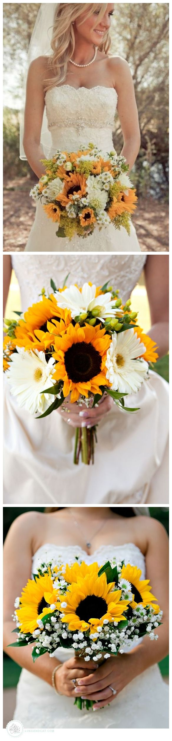 Bold Country Sunflower Wedding ideas /   http://www.himisspuff.com/country-sunflower-wedding-ideas/