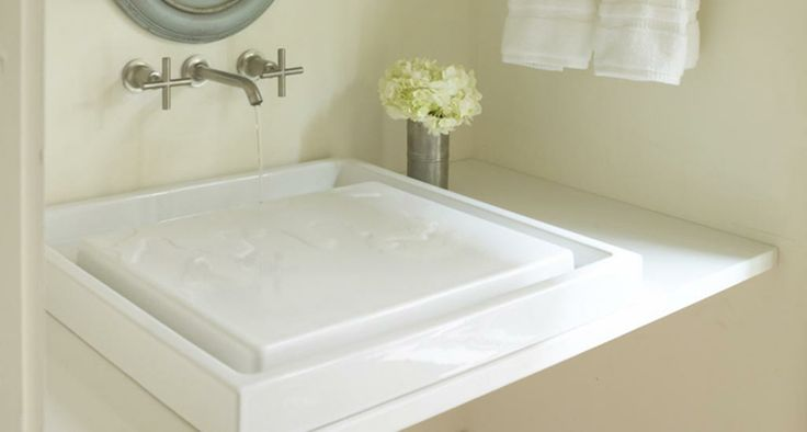 Pedestal Sink on Pinterest Pedestal Sink Storage, Pedestal Sink ...