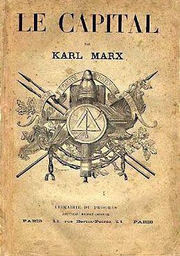 marx: il capitale, il suo libro
