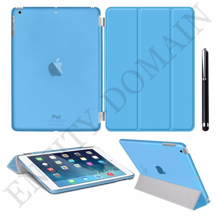 New Smart Magnetic Stand Leather Case Cover For APPLE iPad Pro Air 1 2 3 4 Mini | Computers/Tablets & Networking, Tablet & eBook Reader Accs, Cases, Covers, Keyboard Folios | eBay!