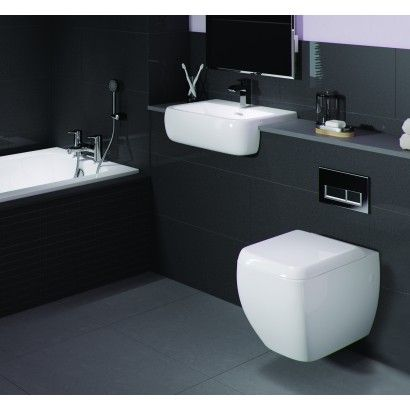 Metro Wall Hung Toilet Basin Suite These High Quality