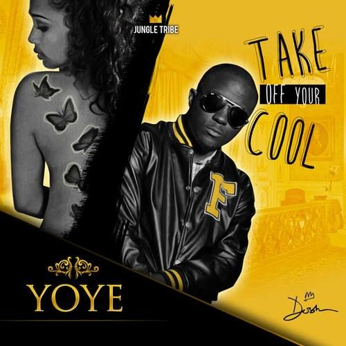"""Art for fellow Jungle TRIBE member Yoye Simoyan and one of the most stylish dudes on the planet for his re-released of the single """"Take of Your Cool"""" 