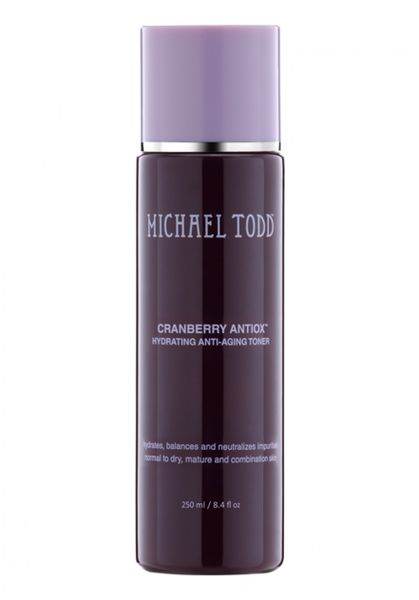 What it is: An antioxidant-rich hydrating toner formulated with Cranberry Concentrate, Vitamins A, B & C, Acai and Black Willowbark in a soothing base of 10