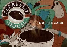 Forget Starbucks, in Sweden we got Espresso House which is waaay better. The milk is never (at least very rarely) over-heated and the coffee is always perfectly brewed. If you're hungry and on a budget: go here for their scones, cheap and yummy.