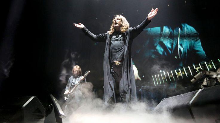Black Sabbath Postpone Tour Dates Due to Ozzy Osbourne's Sinusitis #headphones #music #headphones