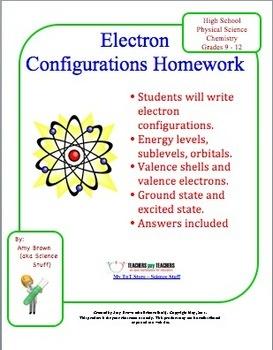 15 best homework images on pinterest homework worksheets and chemistry. Black Bedroom Furniture Sets. Home Design Ideas