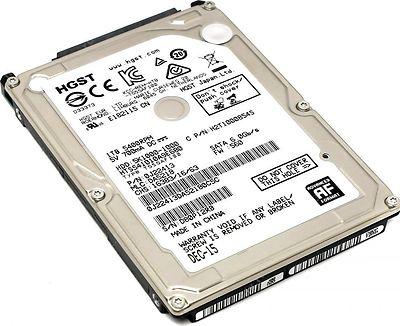 500GB 2.5 5400RPM Apple MacBook Pro Laptop Mac Mini Hard Drive SATA III HDD