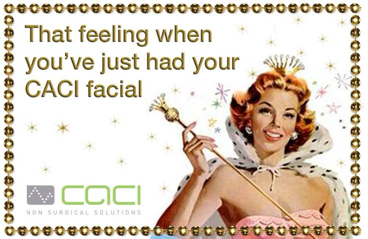 Amazing ! #caci treatments