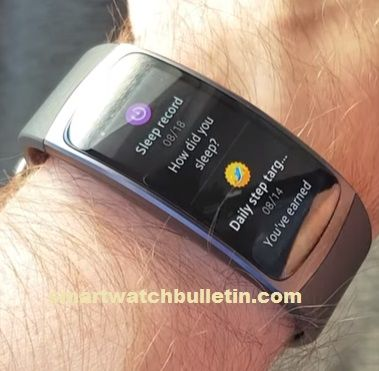 We're going to take you through a walkthrough of the brand new Samsung Gear Fit 2 some of the features on this device is an update to our 2014. You're fit and the major enhancement that. We've made to we've added the ability to do standalone gps tracking. What does [More...]