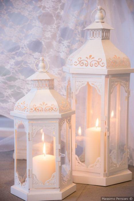 Tema Matrimonio Candele E Lanterne : Gli 8 elementi essenziali per la decorazione dei tavoli nuziali