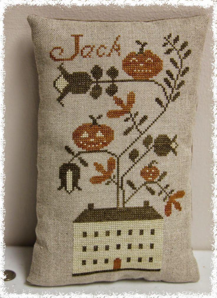 Vivian A. – Jack's House Stacy Nash Primitives