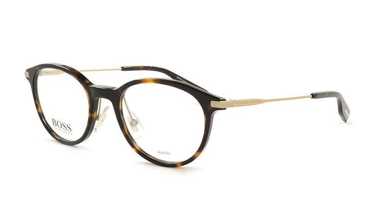 Hugo Boss Brille - 626 FSH 50 Braun, bei Brille Kaulard.