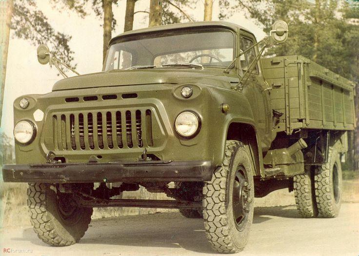 18 ГАЗ-52А 1978 год