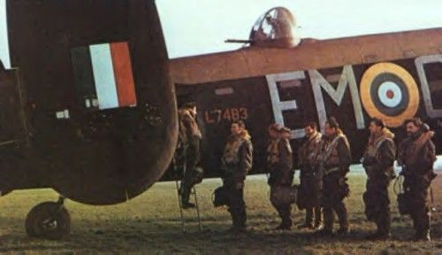 207 Squadron Manchester